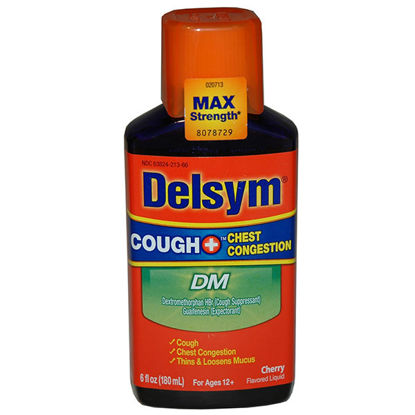 Picture of Delsym Cough Suppressant 6 fl. oz.