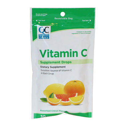 Picture of Vitamin C Drops 30/Ct