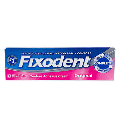 Picture of Fixodent Original 1.4 oz.