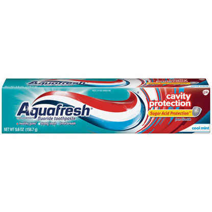 Picture of Aquafresh Cavity Protection Toothpaste 5.6 oz.