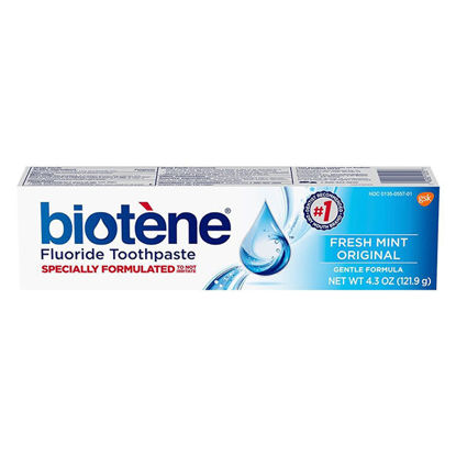Picture of Biotene Fresh Mint Toothpaste 4.3 oz.