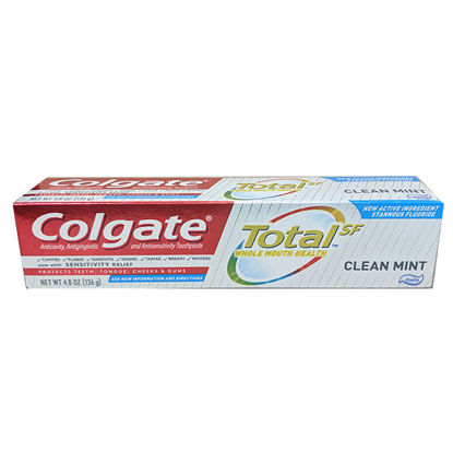 Picture of Colgate Total Clean Mint Toothpaste 4.8 oz.