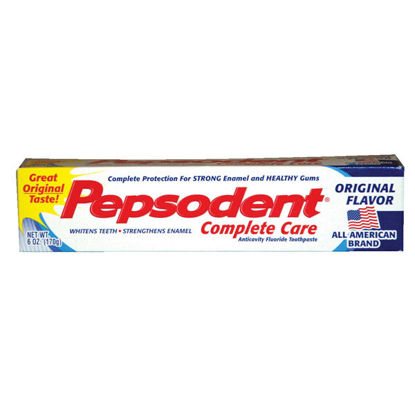 Picture of Pepsodent Complete Care Toothpaste 5.5 oz.