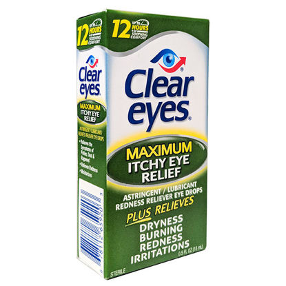 Picture of Clear Eyes Itchy Eye Relief .5 fl. oz.
