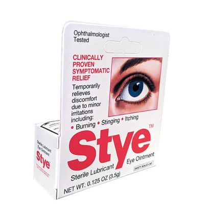 Picture of Stye Eye Ointment 0.125 oz.
