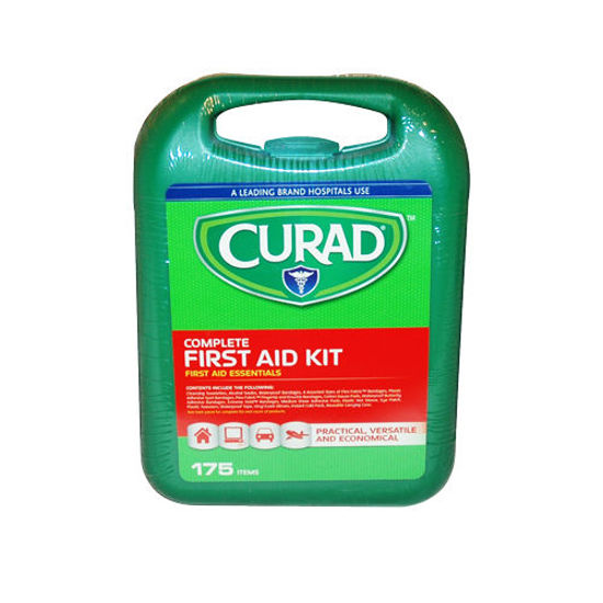 Picture of Curad 175 Piece First Aid Kit