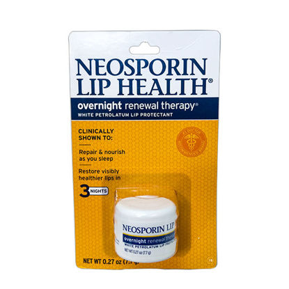 Picture of Neosporin Lip Overnight Renewal .27 oz.