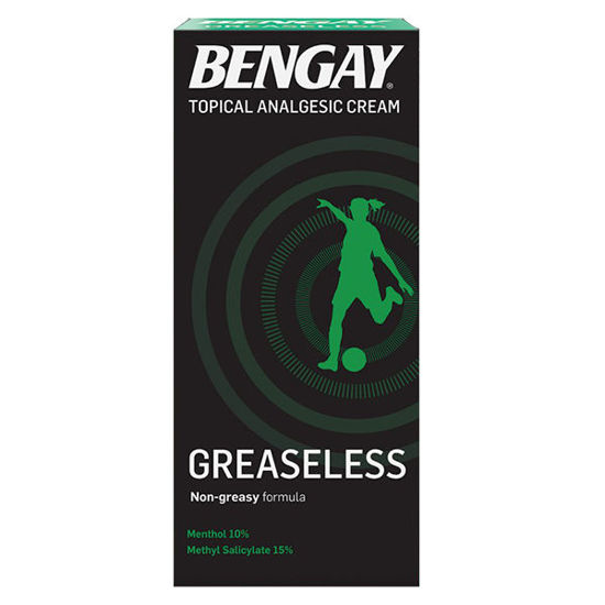 Picture of Bengay Greaseless Topical Analgesic Cream 2 oz.