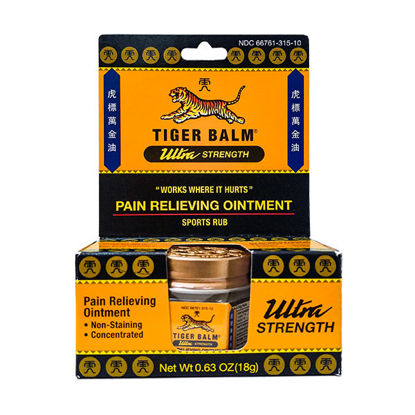 Picture of Tiger Balm Rub Ultra .63 oz.