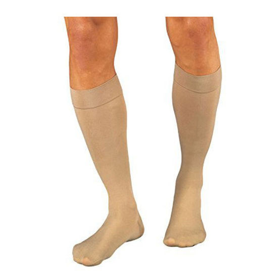 Picture of Unisex Beige Firm Support - Extra Large 30-40 mmHg