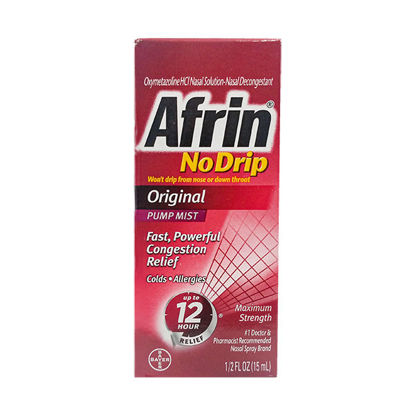 Picture of No Drip Original Afrin .5 oz.