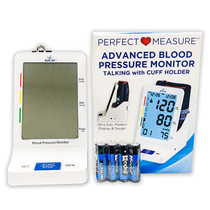 Picture of Perfect Measure Blood Pressure Monitor  Cuff Circumference:  9.4 in. - 13.4 in.