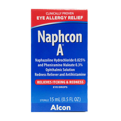 Picture of Naphcon A Eye Drops .5 fl. oz