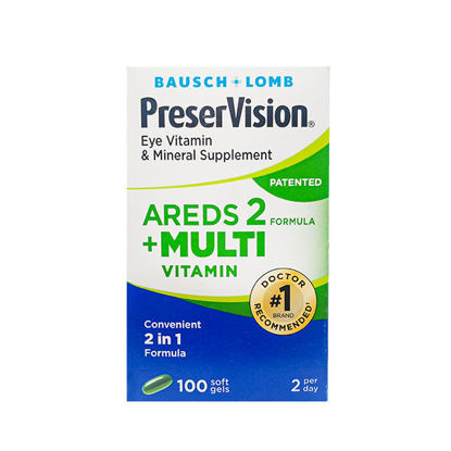 Picture of PreserVision AREDS 2 Multi Vitamin 100/Ct