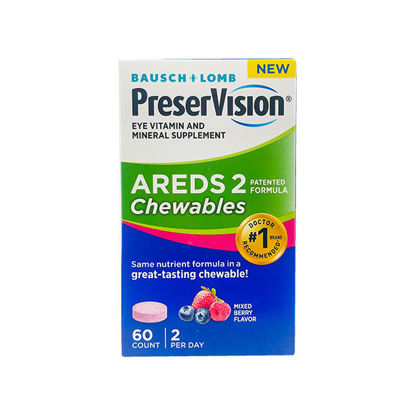 Picture of PreserVision Chewable 60/Ct