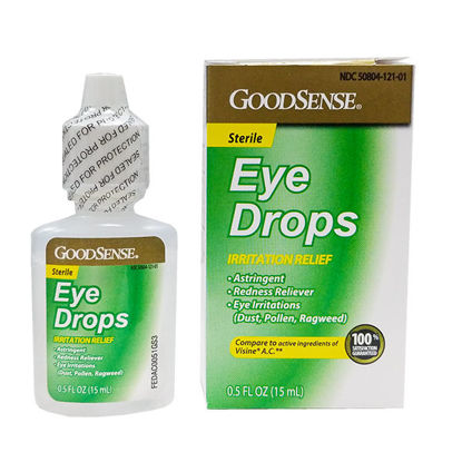 Picture of Sterile Irritation Eye Drops 0.5 fl. oz.