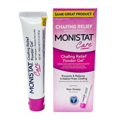Picture of Monistat Chafing Relief Powder Gel 1.5 oz.